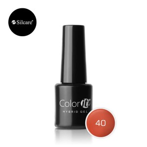 SILCARE Color It 8g - lakier hybrydowy 40