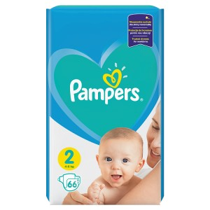 Pampersy PAMPERS Active Baby 4-8kg 66 sztuk
