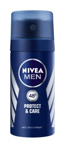 Antyperspirant w sprayu NIVEA protect & care 35ml