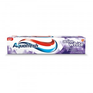AQUAFRESH Active White 125ml - pasta do zębów