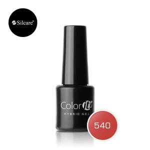 SILCARE Color It 8g - lakier hybrydowy 540