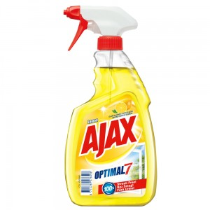 AJAX Optimal 7 Lemon 500ml -  płyn do szyb z pompką