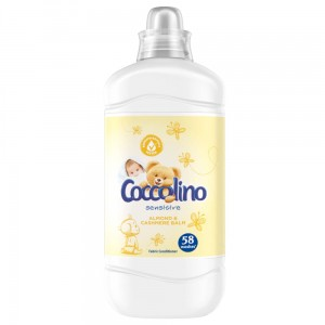 COCOLINO Sensitive Almond & Cashmire 1,45l - płyn do płukania
