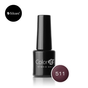 SILCARE Color It 8g - lakier hybrydowy 511