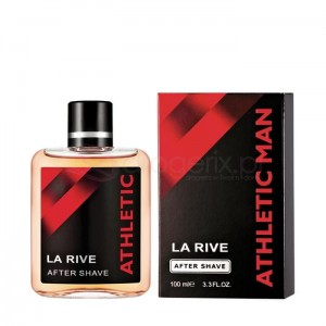 LA RIVE Atletic Man 100ml - woda po goleniu