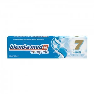 BLEND-A-MED 7 Complete + White 100ml - pasta do zebow