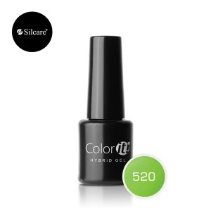SILCARE Color It 8g - lakier hybrydowy 520