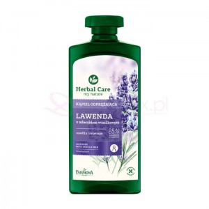 FARMONA Herbal Care Lawenda 500ml - olejek do kąpieli